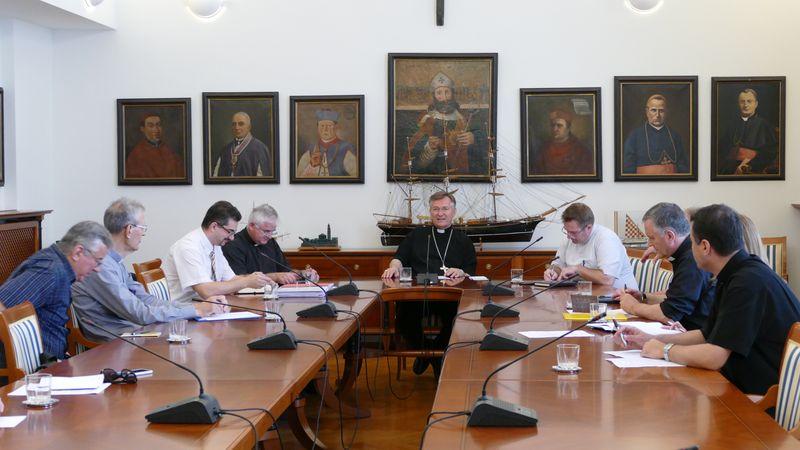 Sastanak u prigodi pripreme za Treći susret hrvatskih katoličkih obitelji