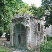 split grad kapelica gospa od zvonika