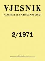 Vjesnik 2/1971