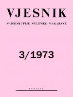 Vjesnik 3/1973