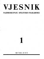 Vjesnik 1/1980