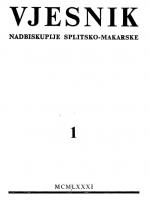 Vjesnik 1/1981