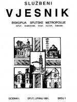 VBSM 1/1991