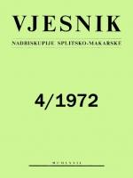 Vjesnik 4/1972