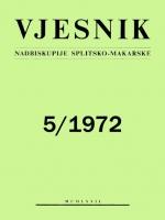 Vjesnik 5/1972