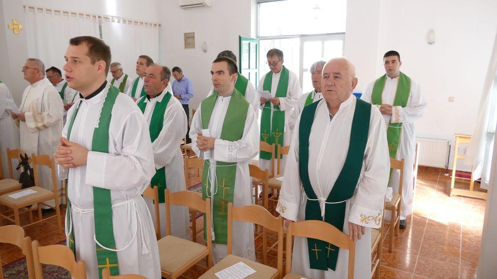 rimska katolička pravila druženja